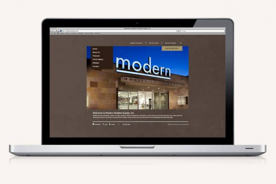 StudioConover - Building Industry | Modern Builders Supply