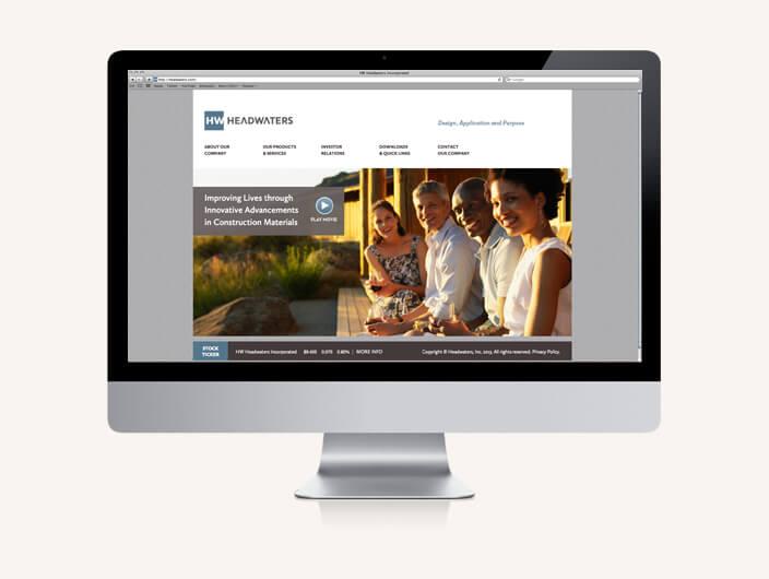 StudioConover - Headwaters, Inc. | Headwaters Website