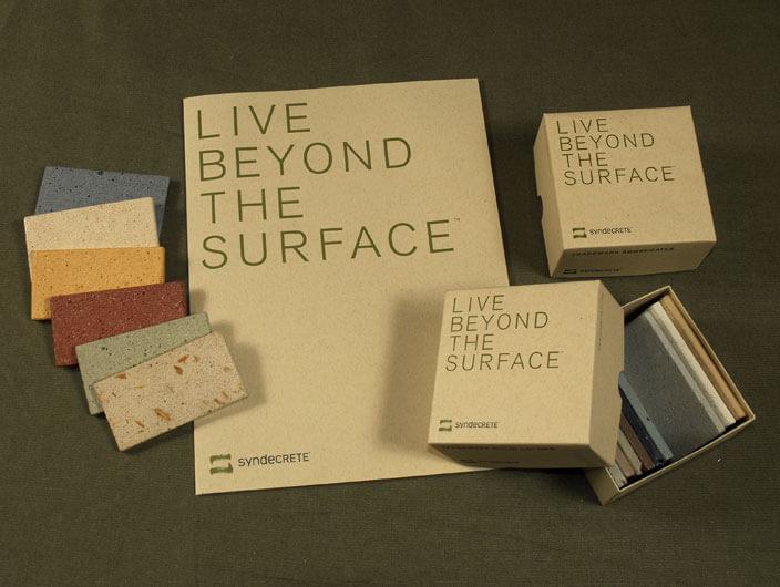 StudioConover - Syndecrete | Syndecrete Product and Brochure