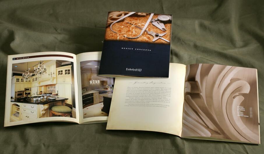 StudioConover - Enkeboll Designs | Enkeboll Brochure
