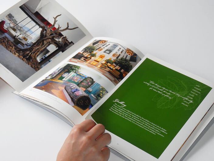 StudioConover - NatureMaker | NatureMaker Brochure fold-out
