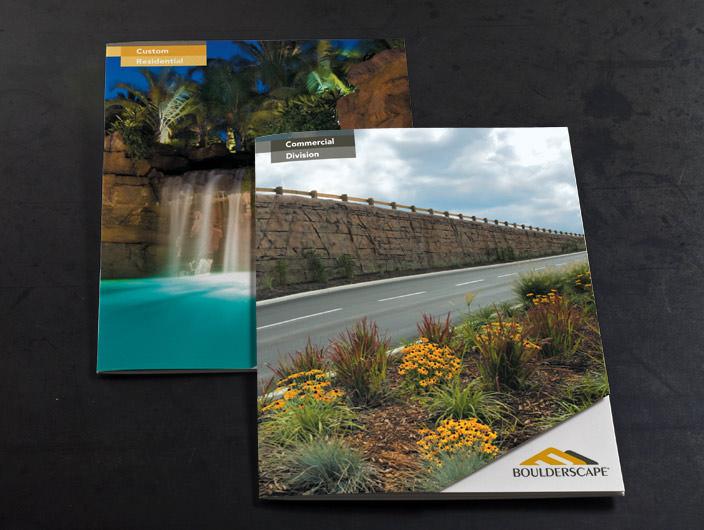 StudioConover - Boulderscape | Boulderscape Brochure spread