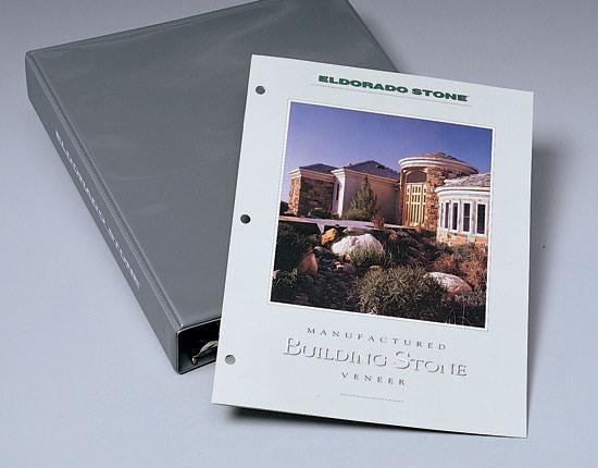 StudioConover - Eldorado Stone | Eldorado Stone Brochure Before