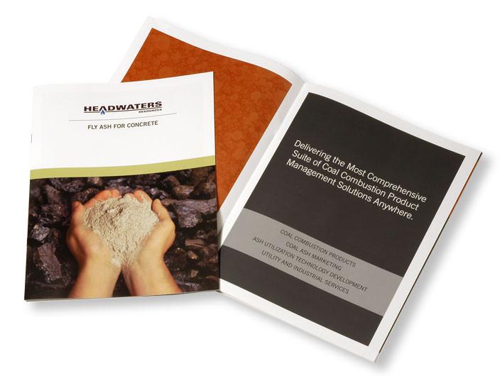 StudioConover - Headwaters, Inc.   Headwaters Fly Ash Brochure