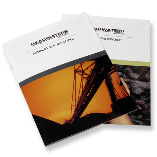 StudioConover - Headwaters, Inc. | Headwaters Brochures