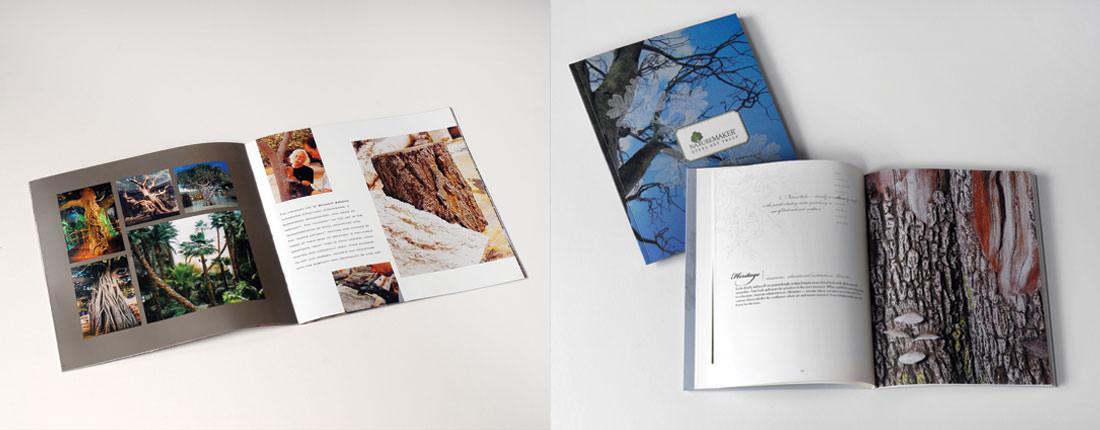 StudioConover - NatureMaker   NatureMaker Brochure before and after