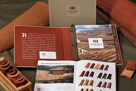 StudioConover - Building Industry   Redland Clay Tile