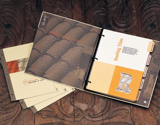 Studio Conover - US Tile | US Tile binder - after