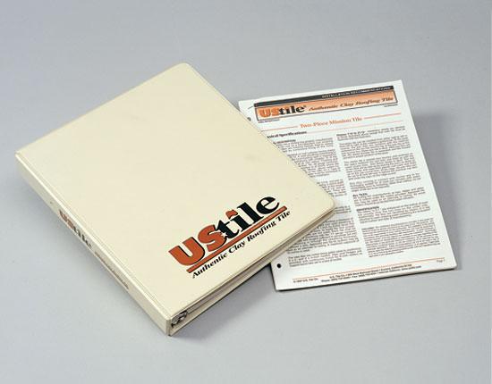 Studio Conover - US Tile | US Tile binder - before