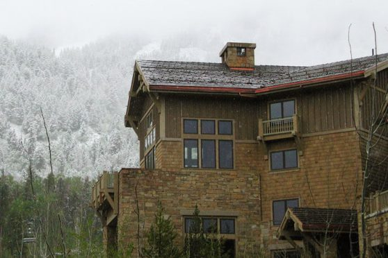 StudioConover - Architectural Colors and Materials | Four Seasons Jackson Hole