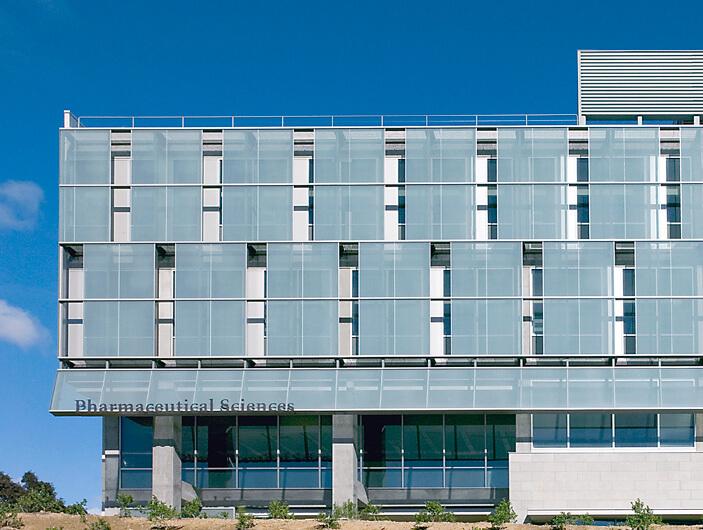 StudioConover - Architectural Design   01 UCSD Skaggs Pharmacy