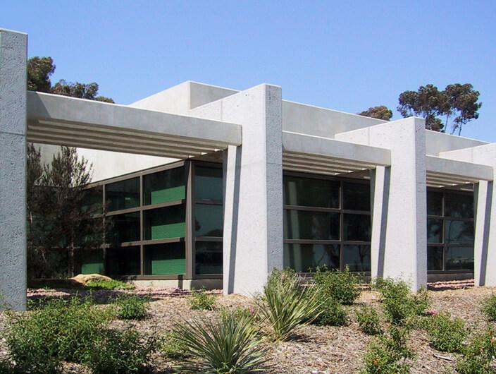 StudioConover - Architectural Design | 01 UCSD W M Keck Biology II