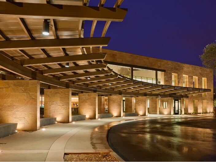 StudioConover - Architectural Design   01 UMC Cancer Center