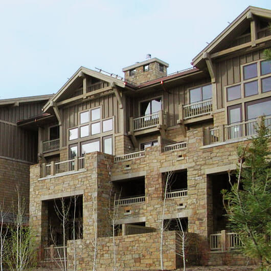 StudioConover - Architectural Design | 02 Four Seasons Teton Village exterior