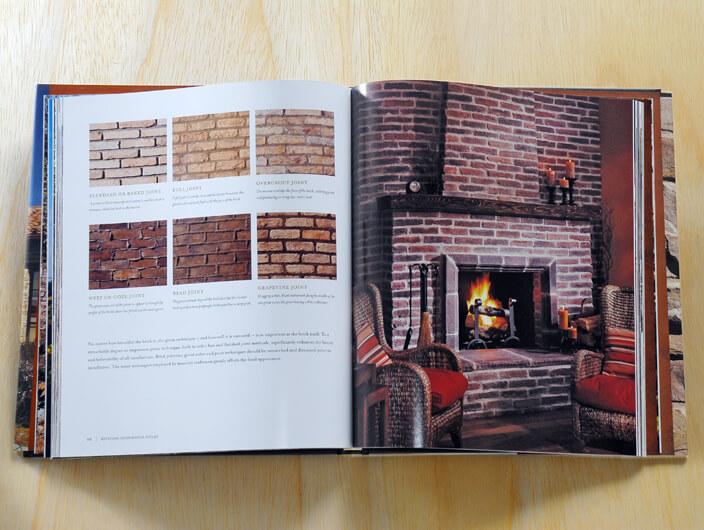 StudioConover - Client Promotion | Eldorado Stone Allure of Permanence Brochure