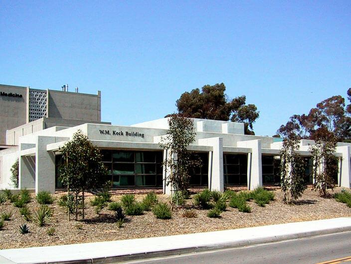 StudioConover - Architectural Design | 03 UCSD W M Keck Biology II