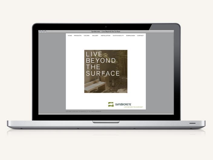 StudioConover - Syndecrete | Syndecrete Website