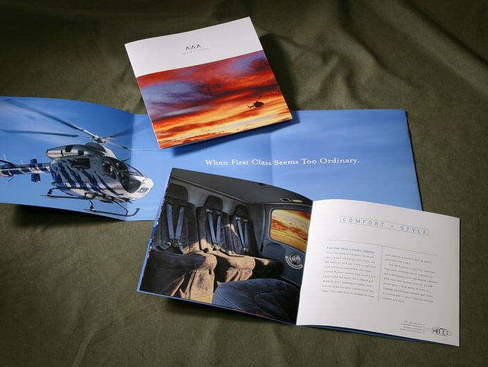 StudioConover - Print and Packaging | Triple A Flight