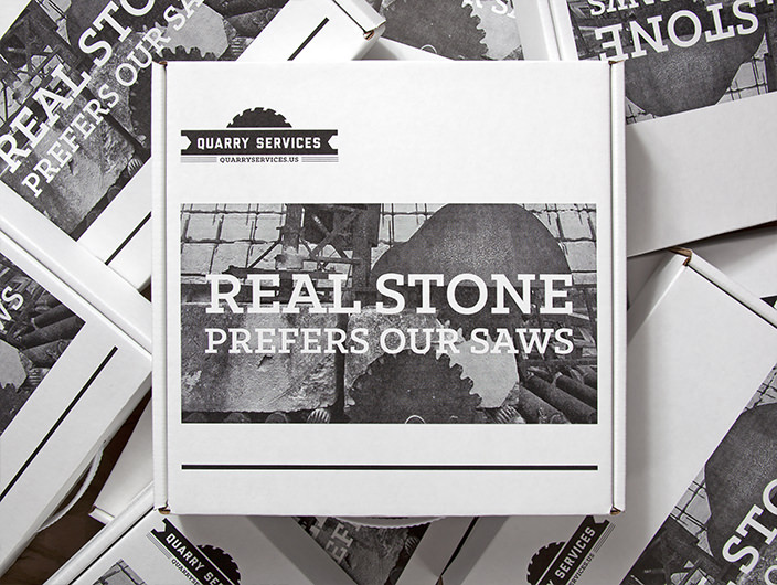 Studio Conover - Print and Packaging | Quarry Services Packaging