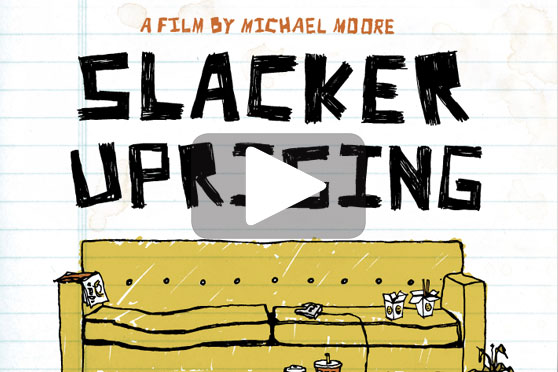 StudioConover - Video | STUDIO CONOVER: Presents Slacker Uprising