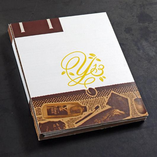 StudioConover - AIGA Y13 Conference   Y13 Cover Binder