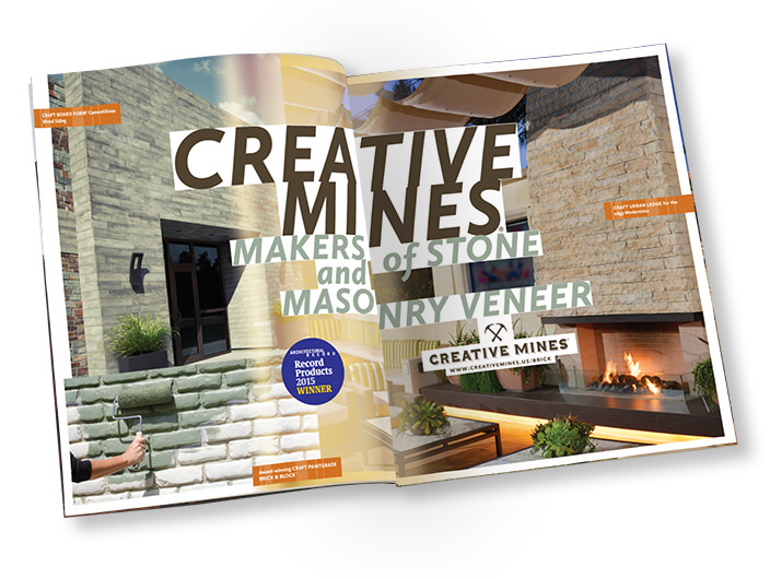 StudioConover - Advertising Design | Creative Mines Spread