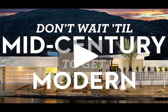 StudioConover - Video | CREATIVE MINES: Don't Wait 'Til Mid-Century To Get Modern
