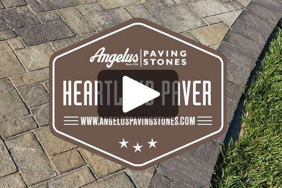 StudioConover - Video | ANGELUS PAVING STONES: Heartland Paver