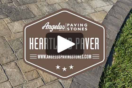 StudioConover - Video | ANGELUS PAVING STONES: Heartland Paver