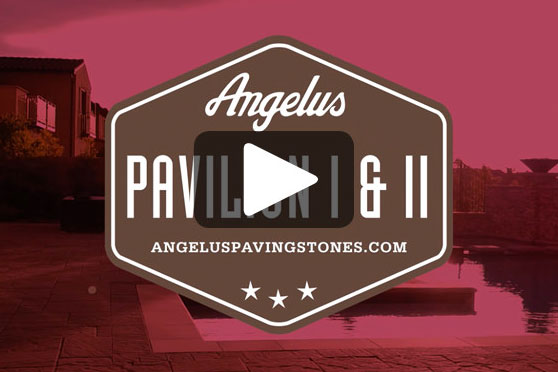 StudioConover - Video | ANGELUS PAVING STONES: Pavilion I & II