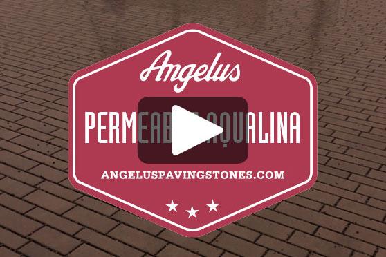 StudioConover - Video | ANGELUS PAVING STONES: Permeable Aqualina