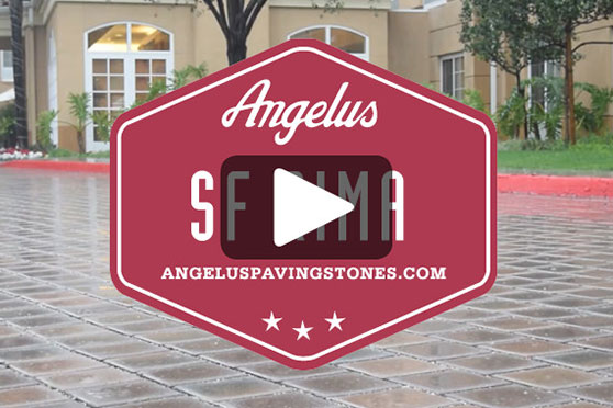 StudioConover - Video | ANGELUS PAVING STONES: SF Rima™