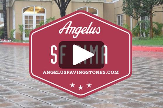 StudioConover - Video | ANGELUS PAVING STONES: SF Rima™