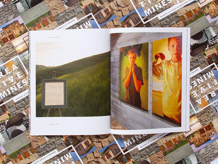 StudioConover - Creative Mines | Creative Mines Brochure