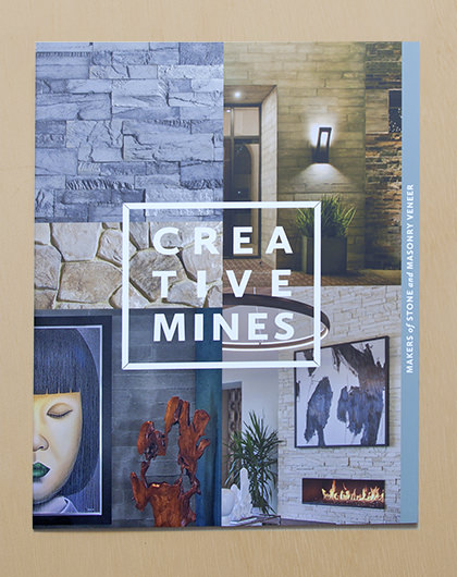 StudioConover - Creative Mines | Creative MInes Brochure 2018