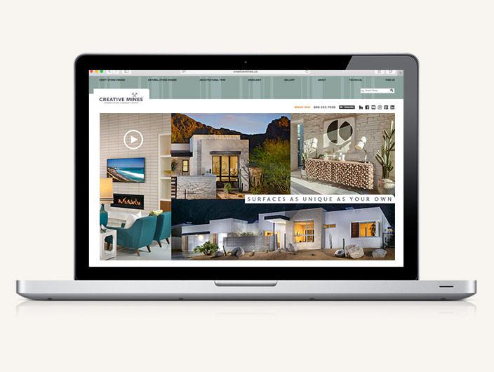StudioConover - Creative Mines | Creative Mines responsive website