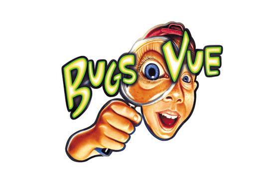 StudioConover - Brand Identity | Bugs Vue Logo