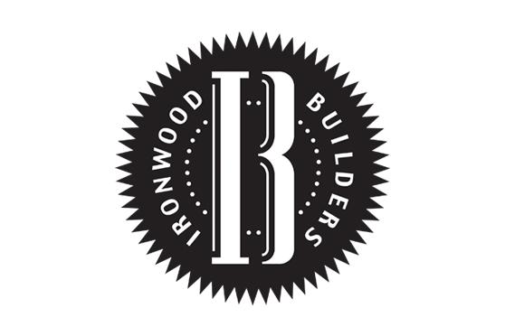 StudioConover - Brand Identity | Ironwood Builders Logo