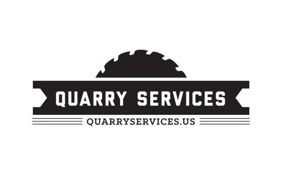 StudioConover - Brand Identity | Quarry Services Logo