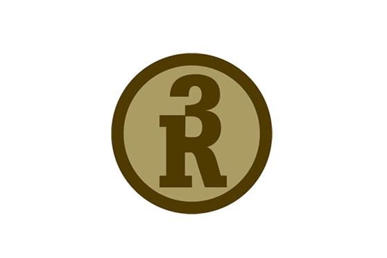 StudioConover - Brand Identity | R3 Logo