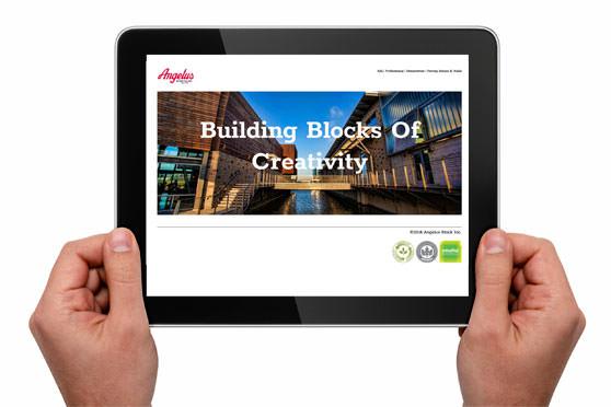 StudioConover - Web Development | Angelus Block, Co website