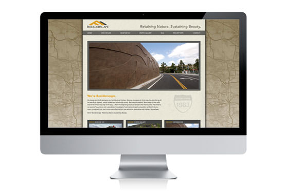 StudioConover - Web Development | Boulderscape website