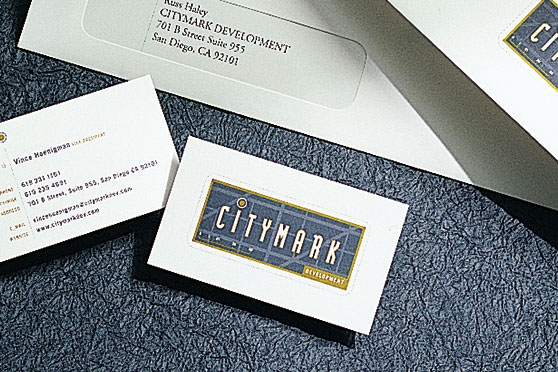 StudioConover - Brand Identity | Citymark Logo