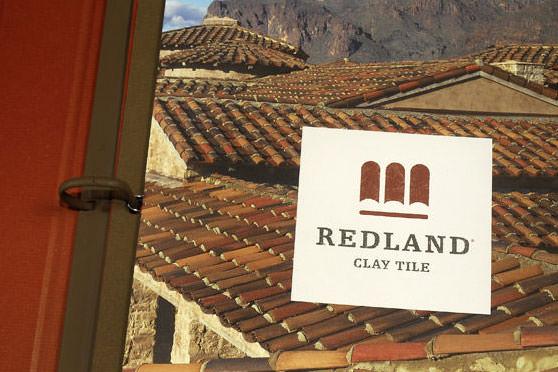 StudioConover - Brand Identity | Redland Clay Tile Logo