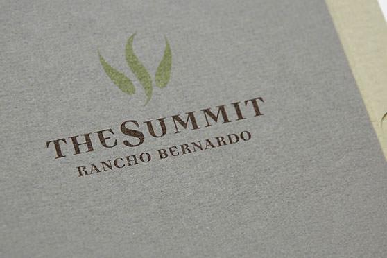 StudioConover - Brand Identity | The Summit Logo
