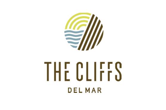 StudioConover - Brand Identity | The Cliffs Del Mar Logo