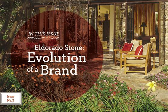 StudioConover - Brand Consultation | Eldorado Stone: Evolution of a Brand