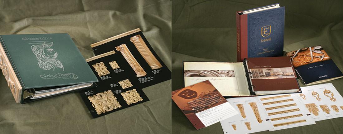 StudioConover - Enkeboll Designs | Enkeboll Designs Binder Before and After