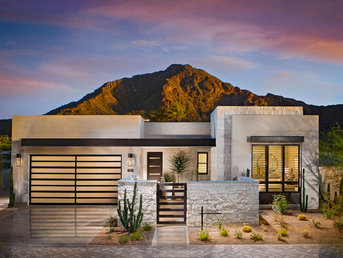 StudioConover - Architectural Design | The New Home Company - Mountain Shadows