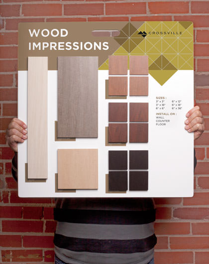 StudioConover - Crossville Tile | Crossville Sample Board